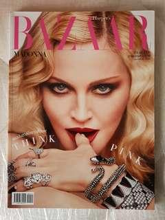 Madonna Harper's Bazzar Thailand Magazine Elle Vogue Cosmopolitan