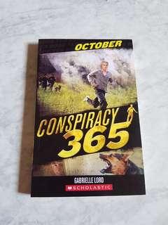 Conspiracy 365 - October