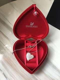 Swarovski necklace 施華洛世奇水晶項鍊
