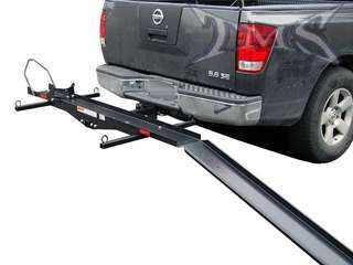 Looking for motorcycle carrier for car