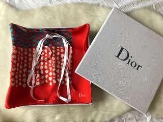 Authentic Scarf Dior