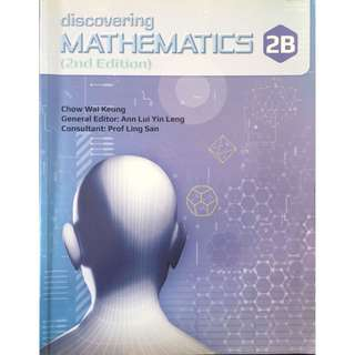 Discovering Mathematics 2B 2nd edition