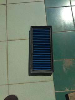 Works Drop In air filter campro