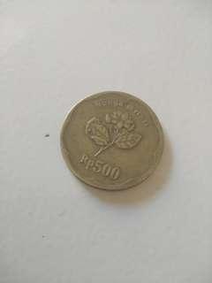 Koin Antik tahun 1991 dan 2002