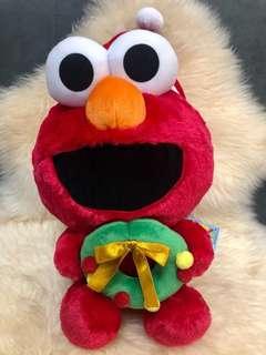 """FuRyu Official Sesame Street Big Plush 18""""Inch"""