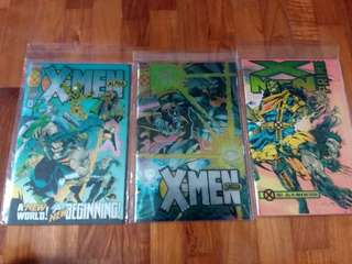 Marvel - X MEN Alpha, Omega & Prime