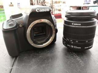CANON EOS 1100D W/18-55MM KIT