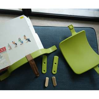 Baby Set for STOKKE Tripp Trapp high chair - Green