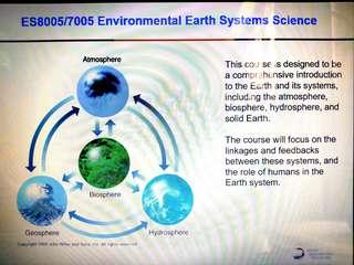 NTU ES8005 materials