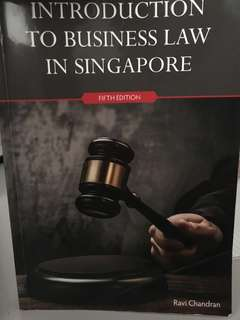 BSP1702 BUSINESS LAW BOOK