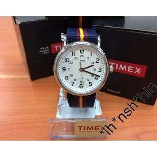 (全新美國進口) Timex Unisex Weekender T2P234