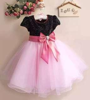 Girls Dress Kids Gown