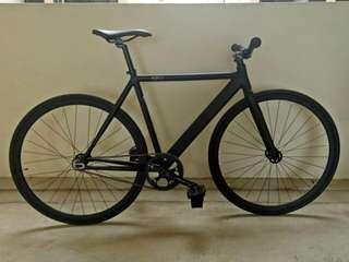 6KU urban track full bike