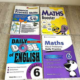 Assessment Books