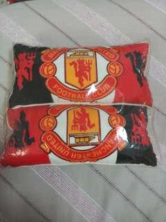 Manchester United Headrest