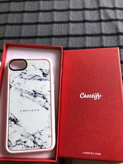 Casetify phone case iPhone 7
