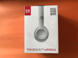 Beats Solo3 Wireless On-Ear Headphone (Brand New)
