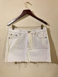 Cotton On ripped Classic Mini Skirt