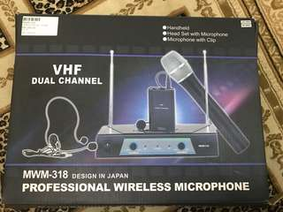 ❗️New In A Box: Professional Wireless Microphone