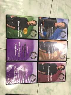 REPRICED!! Brand New Millionaire Mine DVD Set (6)