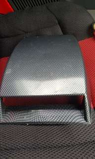 Carbon fibre air vent