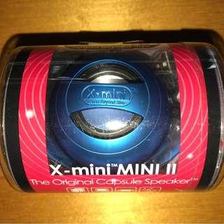 X Mini 2 Capsule Speaker