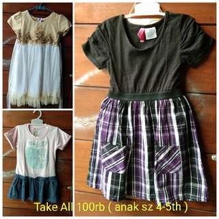 Take All 100rb baju import