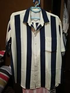Stripes summer polo
