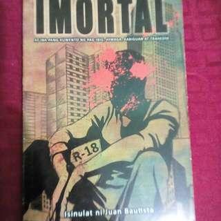 IMORTAL by Juan Bautista