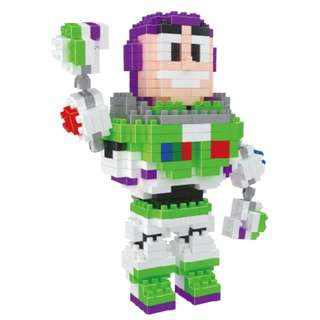 [IN-STOCK] Buzz Lightyear V2: Toy Story Character Building Blocks!