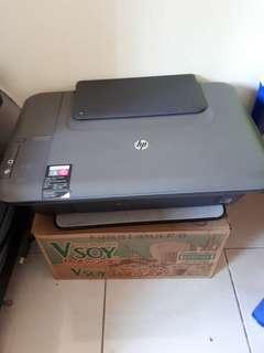 HP Deskjet 1050 all in one