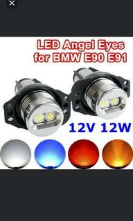 Bmw e90 angel eyes light bulb (RED)