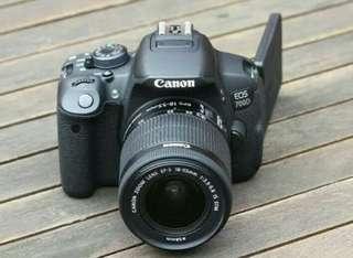 Camera Canon 700D Bisa Kredit Ekspres