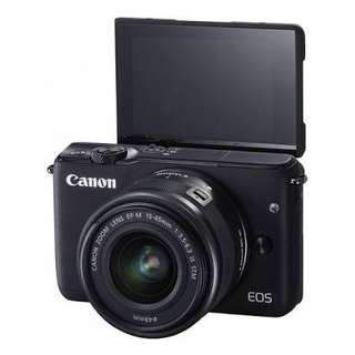 Kredit Laptop Mirrorless Canon M10 DP 700rb
