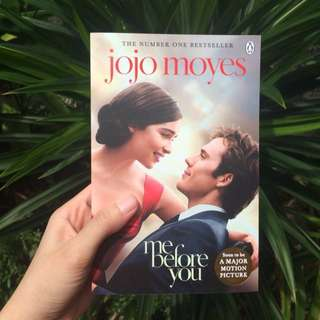 Me Before You (FREE POSTAGE)