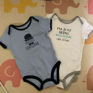 Carter Baby Romper (12months) free shipping for WM