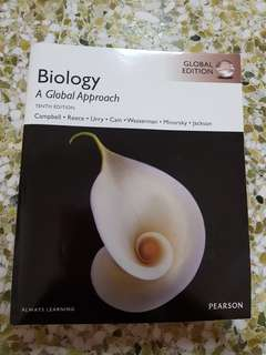 NEW & LATEST Campbell Biology Tenth Edition A Global Approach