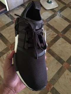 NMD R1 Dark gray/black