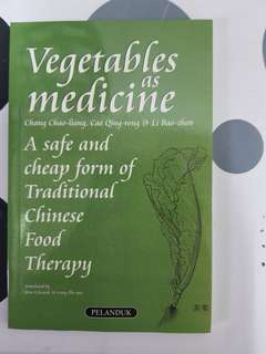 Vegetables as Medicine.