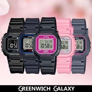 Casio Youth Ladies Digital Watch (LA-20WH Series)