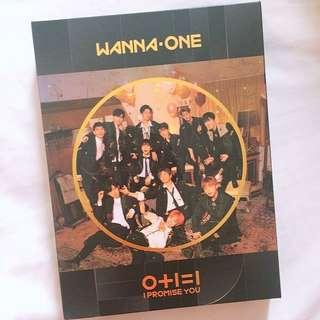 Wanna One 0+1=1 ( I promise you ) Album