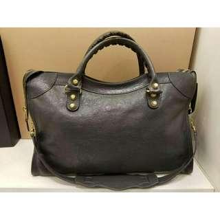 (New)Balenciaga Small City Bag