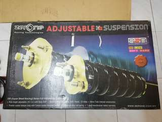 adjustable absorber for myvi