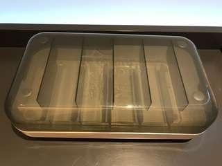 (99%新,拆左盒,未用過)Tommee Tippee Express&Go 母乳儲存盒