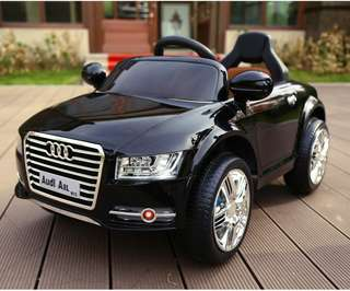 Audi Electric Toy Car