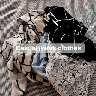 //casual / office wear//