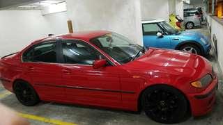 BMW 320I (2171cc) 2003
