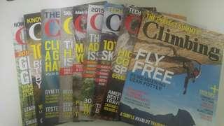 2015 Climbing Magazine
