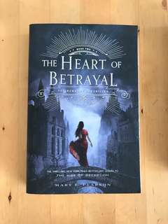 The Heart Of Betrayal (Book 2)
