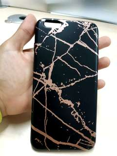 Iphone 6+ case marble